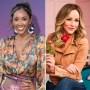 Tayshia Adams Says Bachelorette Clare's Premiere Was 'Bizarre'