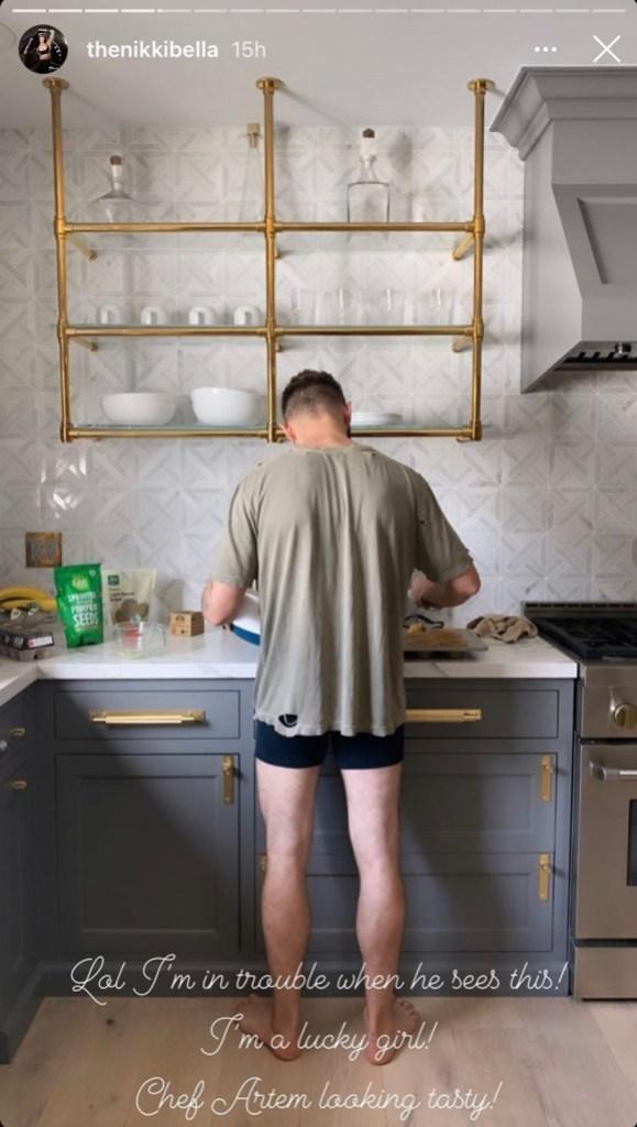 artem-chigvintsev-cooking-nikki-bella-ig