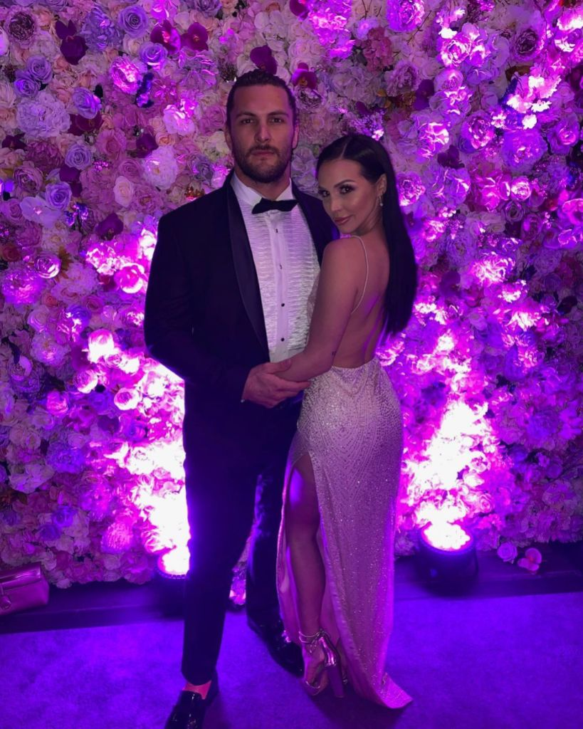 Scheana Shay Pregnant After June Miscarriage With Boyfriend Brock