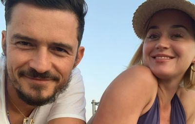Katy Perry Helps Fiance Orlando Bloom on IG Live After 'Hiccups'