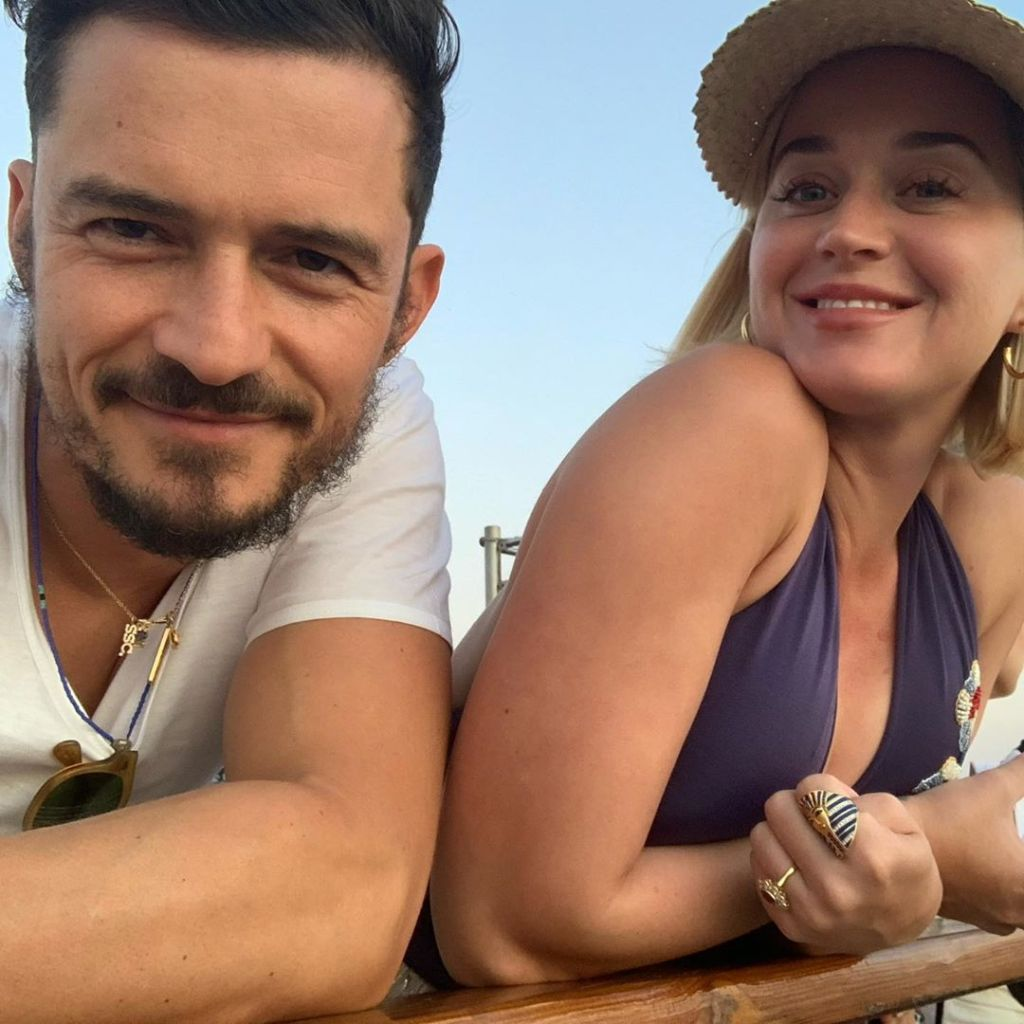 Orlando Bloom Shares Intimate Photos for Katy Perry's Birthday2