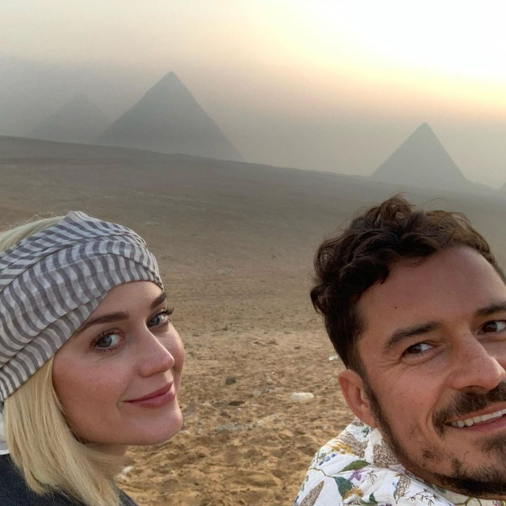 Orlando Bloom Shares Intimate Photos for Katy Perry's Birthday1