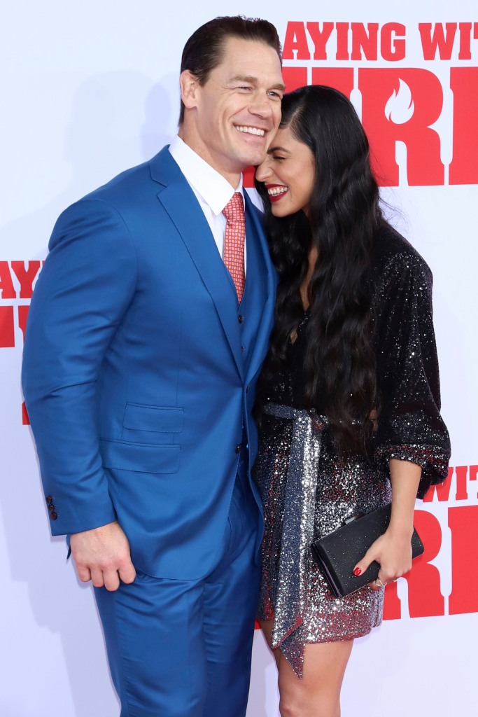 John Cena Shared a Message About 'Happiness' 1 Day After Wedding to Shay