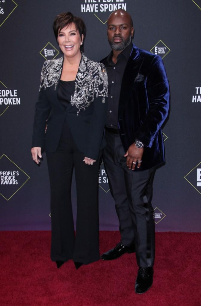 Corey Gamble Net Worth Kris Jenner Boyfriend