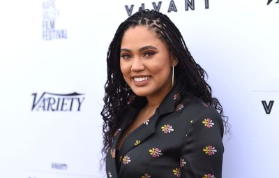 Celebrity Hair Transformations Ayesha Curry Blonde Hair