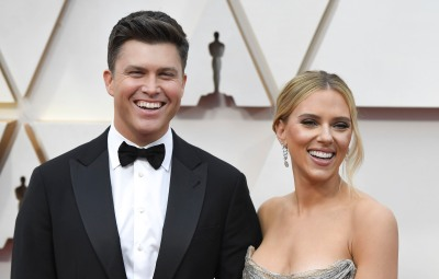 Scarlett Johansson and Colin Jost Married