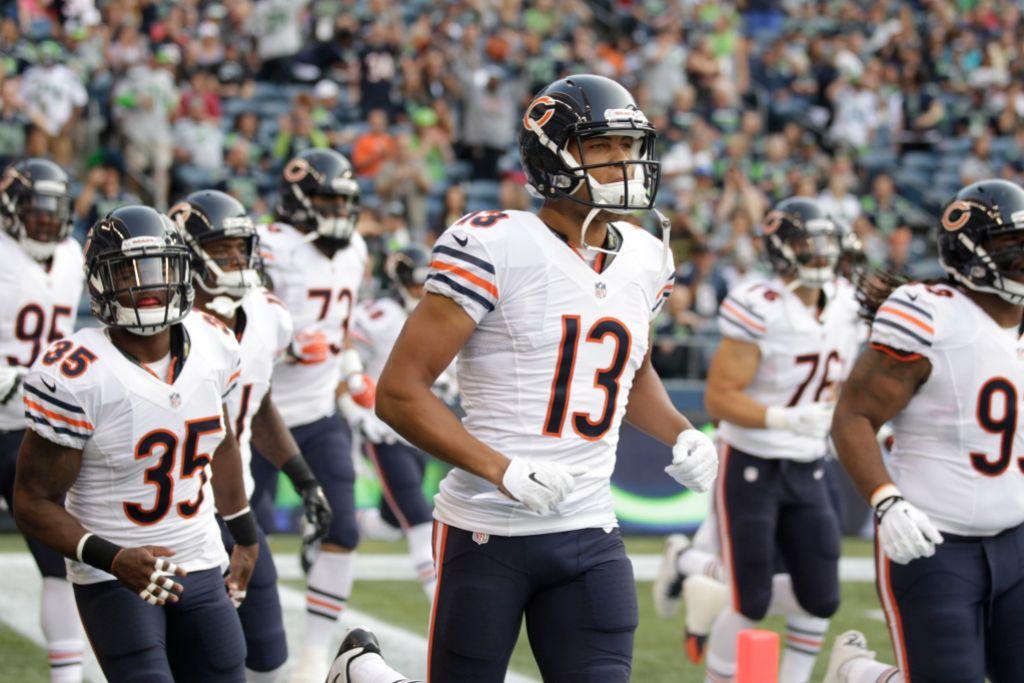 Dale Moss Football Stats: Bachelorette Contestant's NFL Career Chicago Bears