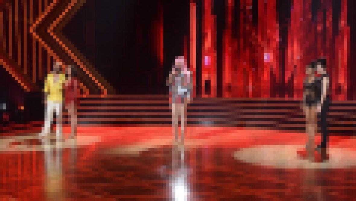 Who Went Home on Dancing With the Stars Last Night AJ Mclean Cheryl Burke Johnny Wier Britt Stewart