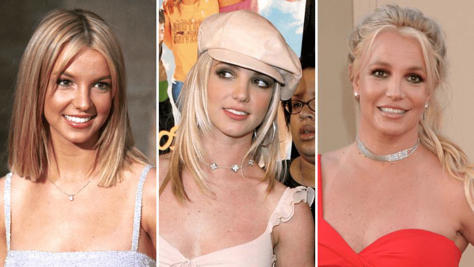 Britney Spears Style Evolution Photos