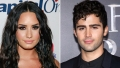 Demi Lovato's Ex-Fiance Max Ehrich Spotted With New Woman Mariah Angeliq 2 Months After Split