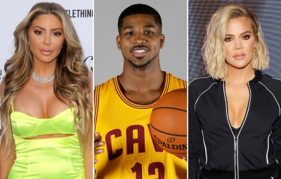 Did Larsa Pippen Hook Up With Tristan Thompson_ She Explains