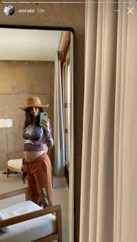 EmRata Baby Bump