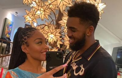 Cute Couple Alert! Jordyn Woods' Sweetest Photos With Boyfriend Karl-Anthony Towns