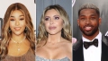 Jordyn Woods 'Likes' Shady Tweet About Larsa Dating Tristan
