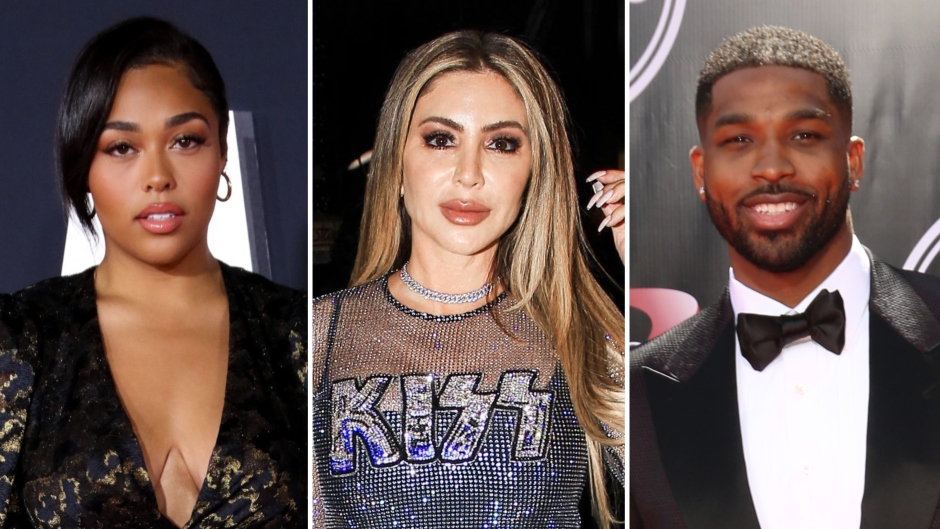 Jordyn Woods Reacts to Larsa Pippen's Tristan Thompson Claims