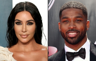 Kim Kardashian Congratulates Tristan Thompson on Becoming a Boston Celtic: 'Here We Come!'