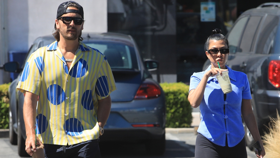 Kourtney Kardashian Supports Ex Scott Disick's Clothing Brand Amid Dating Rumors