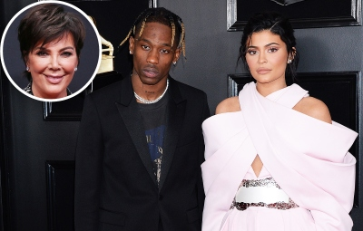 Kris Jenner Supports Kylie and Travis Scott's Coparenting Relationship 1