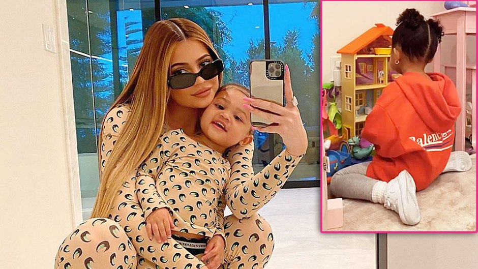 Kylie Jenner Gives Fans a Glimpse of Daughter Stormi Webster Playroom