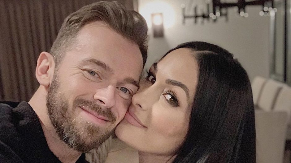 Nikki Bella Says She and Fiance Artem Agreed to Go to Couples Therapy: 'We Have So Many Ups and Downs'