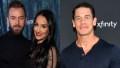 Nikki Bella Reveals How Fiance Artem Chigvintsev Felt About Ex John Cena Reaching Out: 'He's So Secure'