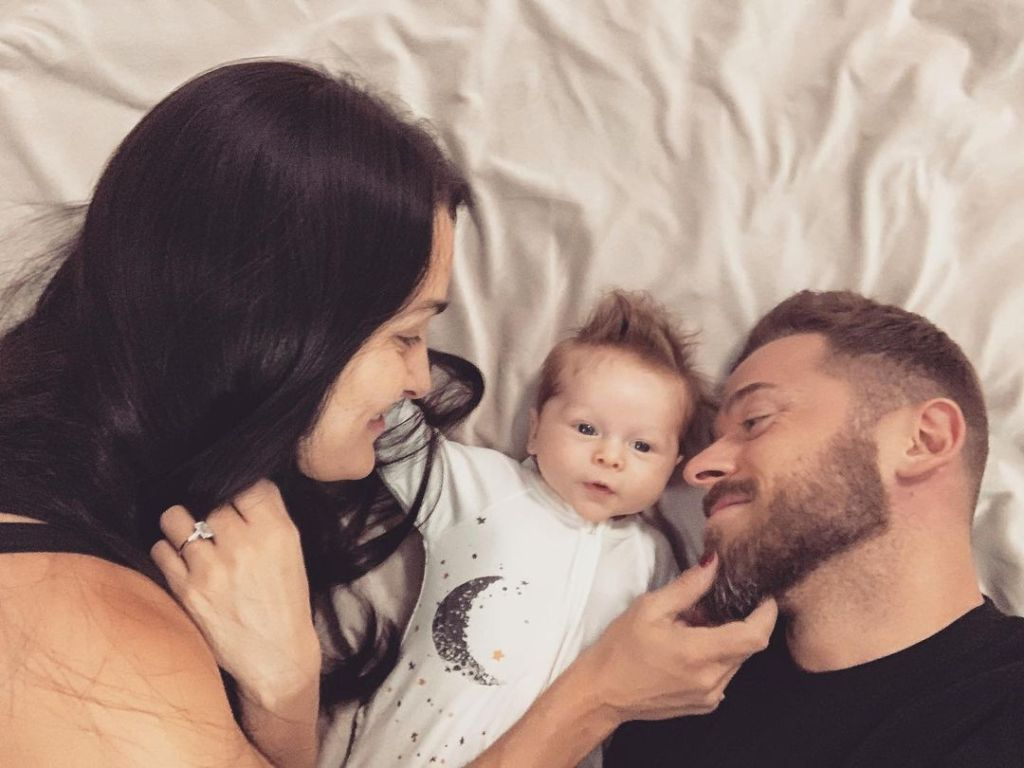 Nikki Bella and Artem Chigvintsev's Sweet Newborn Son Is Everything! See His Baby Photo Album
