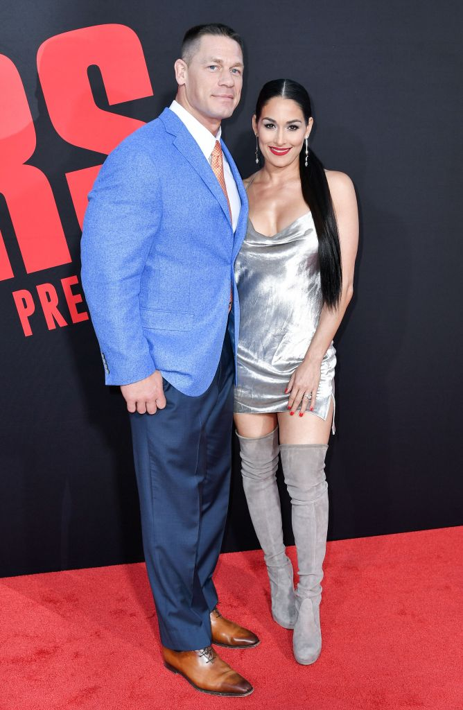 Nikki Bella Says Having 'Vivid' Dreams About Ex John Cena Gave Her 'So Much Clarity' on the Past