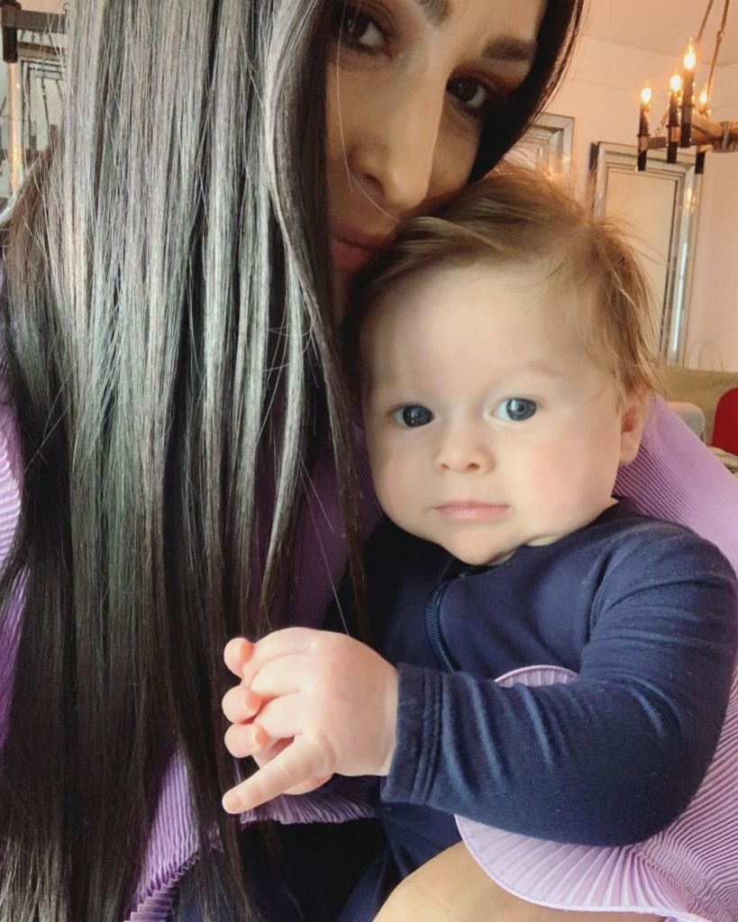 Nikki Bella Reflects on Parenting Son Matteo as a Working Mom: 'I Think He's Very Happy Mama Is Done'