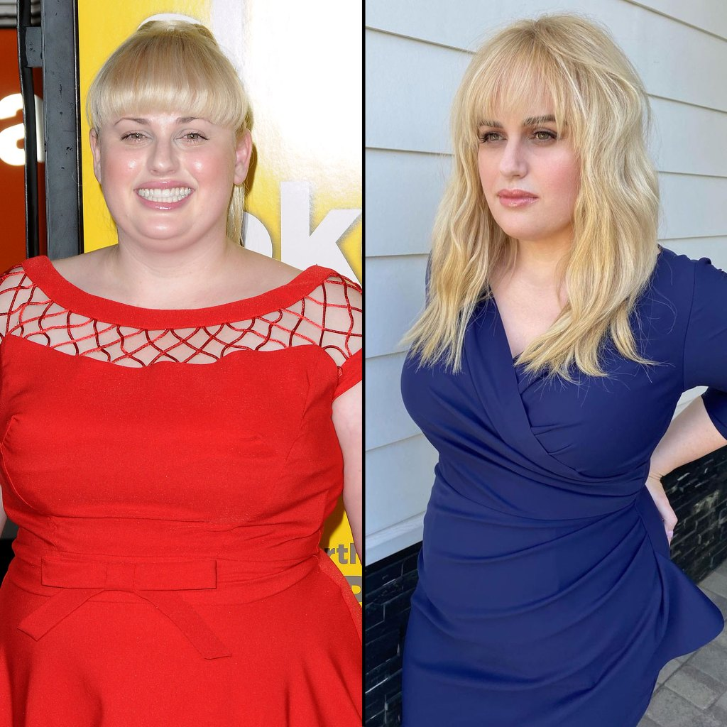 Rebel Wilson Weight Loss: Before and After Photos of Her ...
