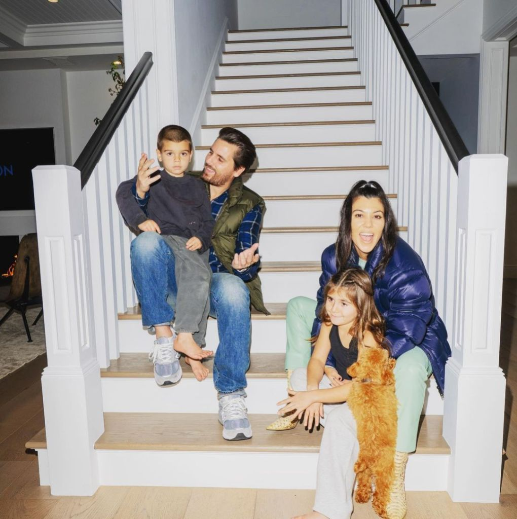 Scott Disick's Cutest Photos With Kids Mason, Penelope and Reign Over the Years