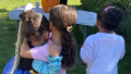 Kylie Jenner Shares Sweet Videos of Cousins Stormi Webster, Dream Kardashian and True Thompson at School