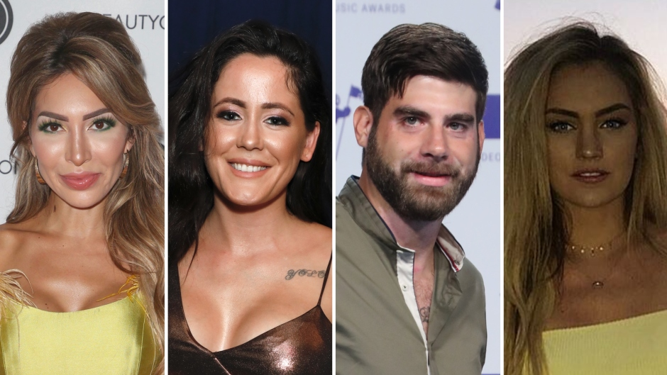 Teen Mom Stars Who Were Fired or Left_ Farrah, Jenelle and More