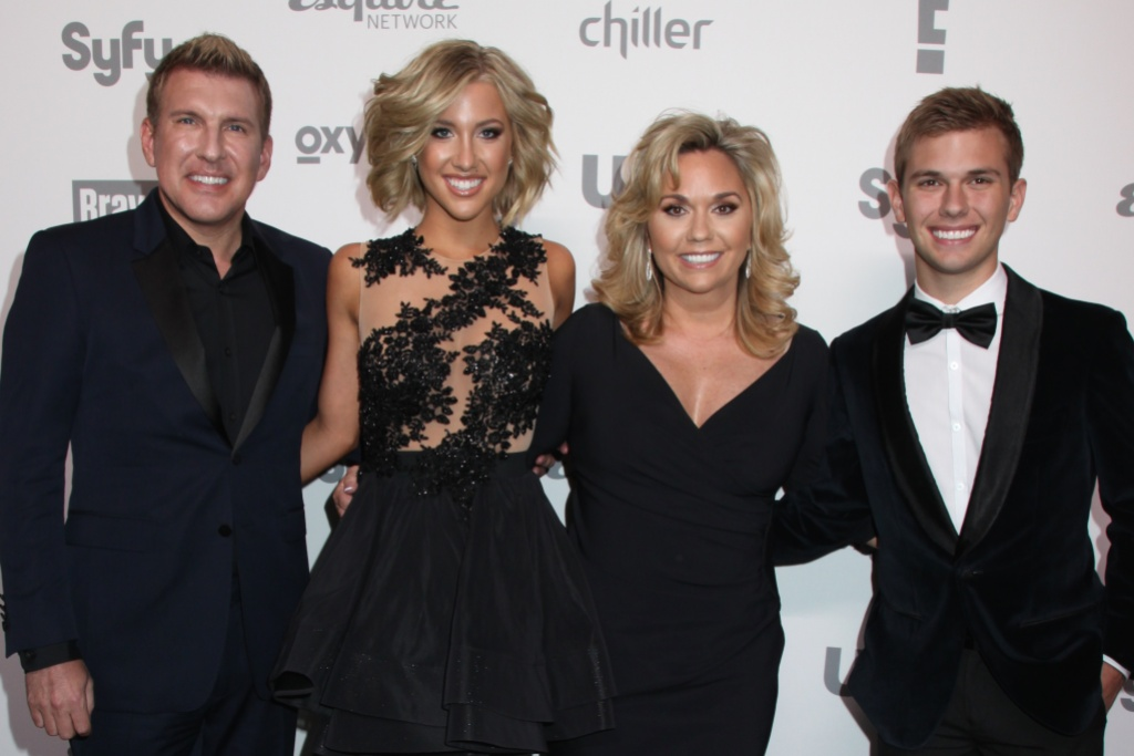 Savannah and Chase Chrisley Defend Dad Todd for Clapping Back at Haters: 'He Loves His Kids'