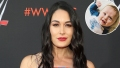 'Total Bellas' Star Brie Bella Encourages Son Buddy to Roll Over During Tummy Time
