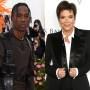 Momager Approved! Travis Scott Gifts Kris Jenner 4 'Gigantic' Rose Bouquets: 'I Love You'