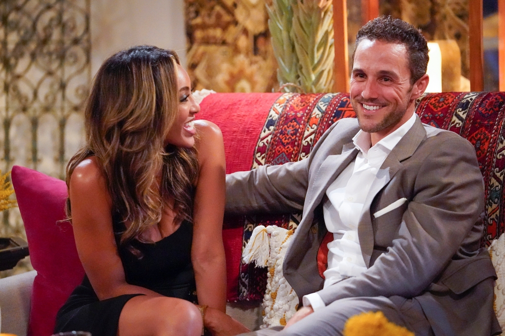 Fans Can Expect a Major Plot Twist From Tayshia Adams' Final 4 on 'The Bachelorette'
