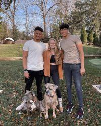 Brittany Matthews and Patrick Mahomes Thanksgiving With Jackson Mahomes