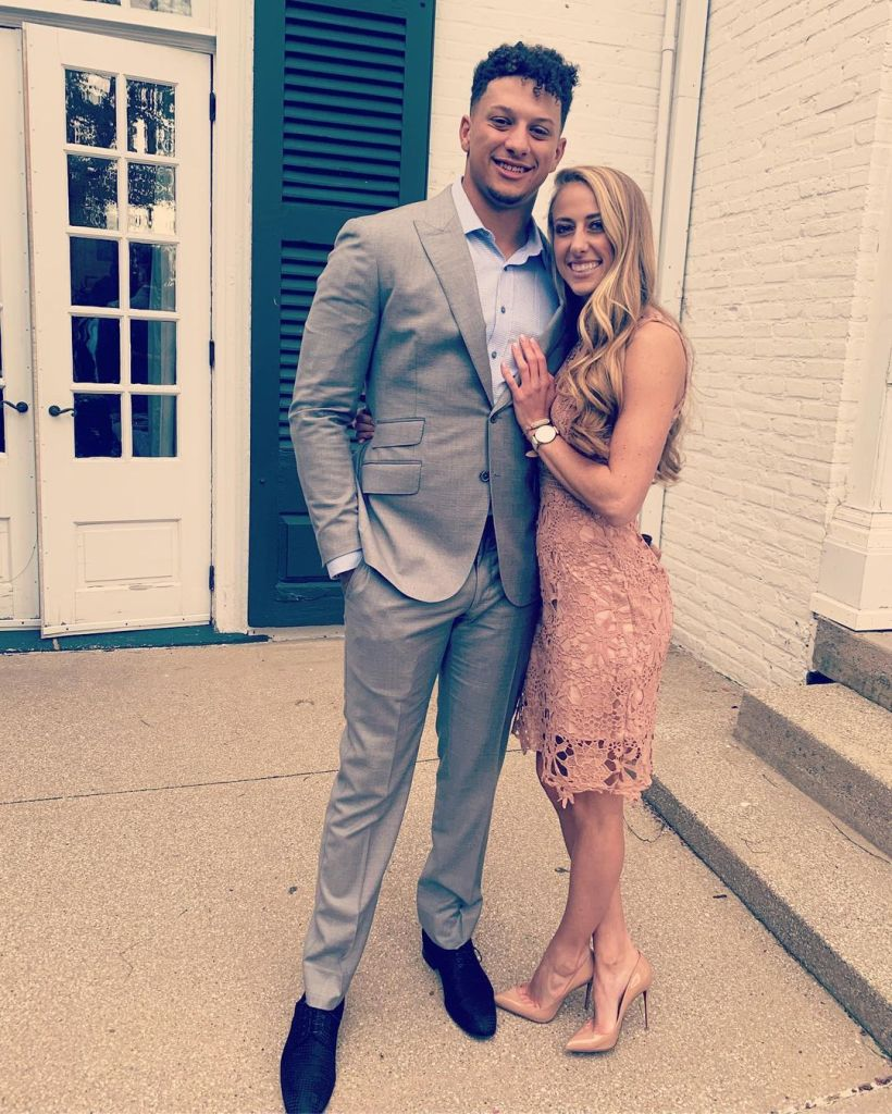 Patrick Mahomes and Brittany Matthews' Relationship Timeline: How They Met