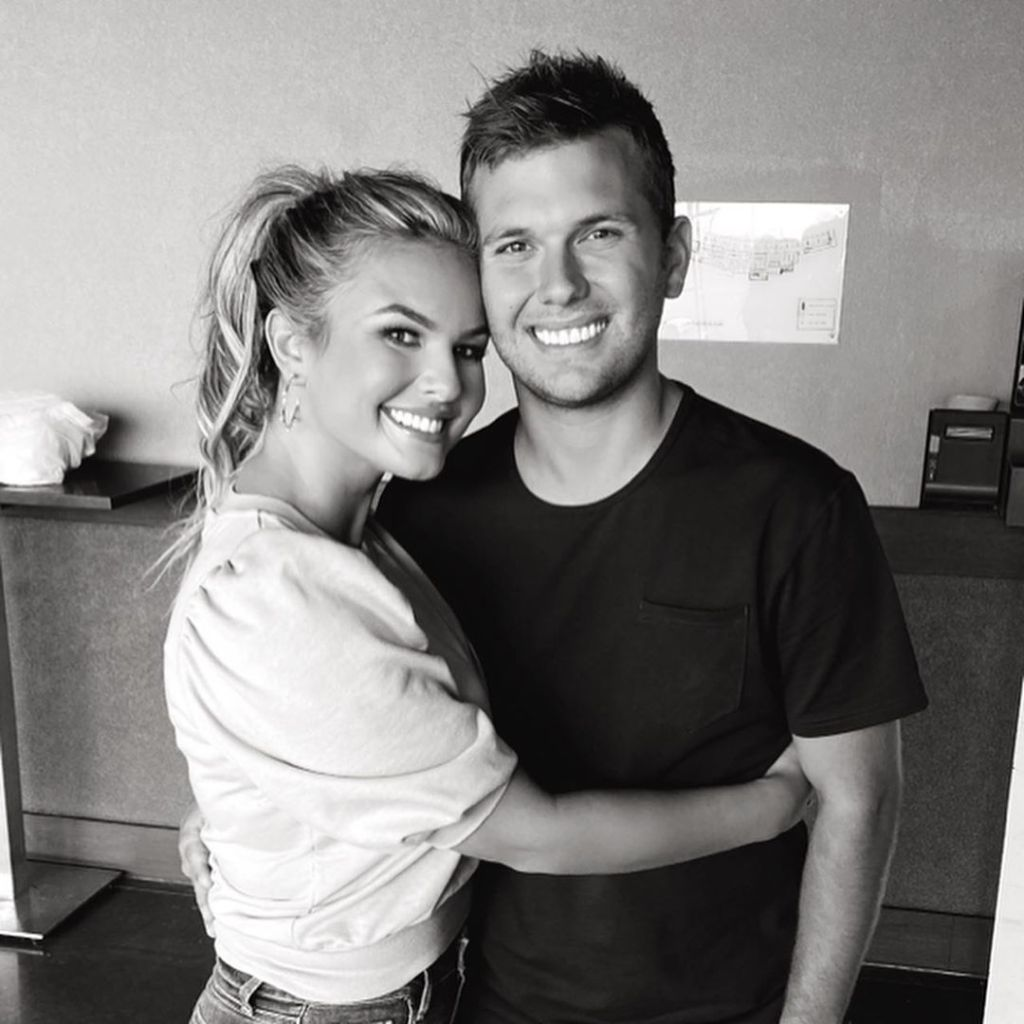 Chase Chrisley Responds to Rumors He and Girlfriend Emmy Medders Are Engaged: 'That's Not Happening'