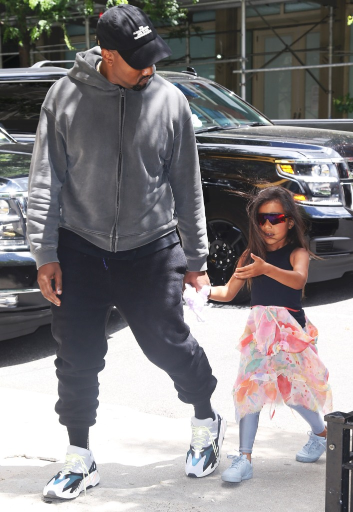 kanye-west-north-west-daddy-daughter-moments