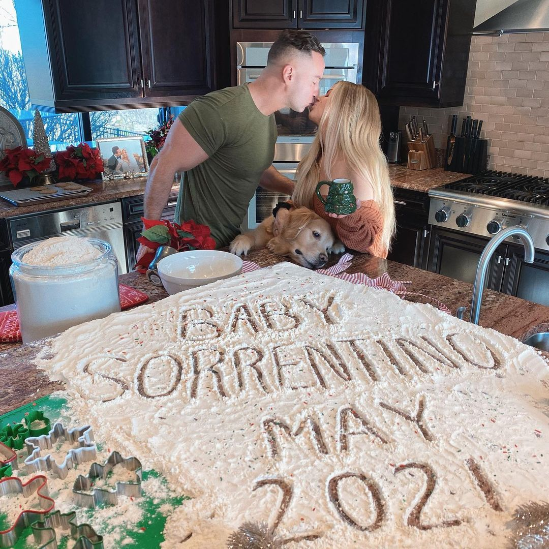 Mike and Lauren Sorrentino Pregnant With Baby No. 1