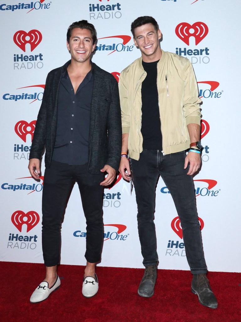 Bachelor Stars Blake Horstmann and Jason Tartick Talk Becca Kufrin and Garrett Split