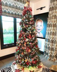 Gwen Stefani Christmas Decor