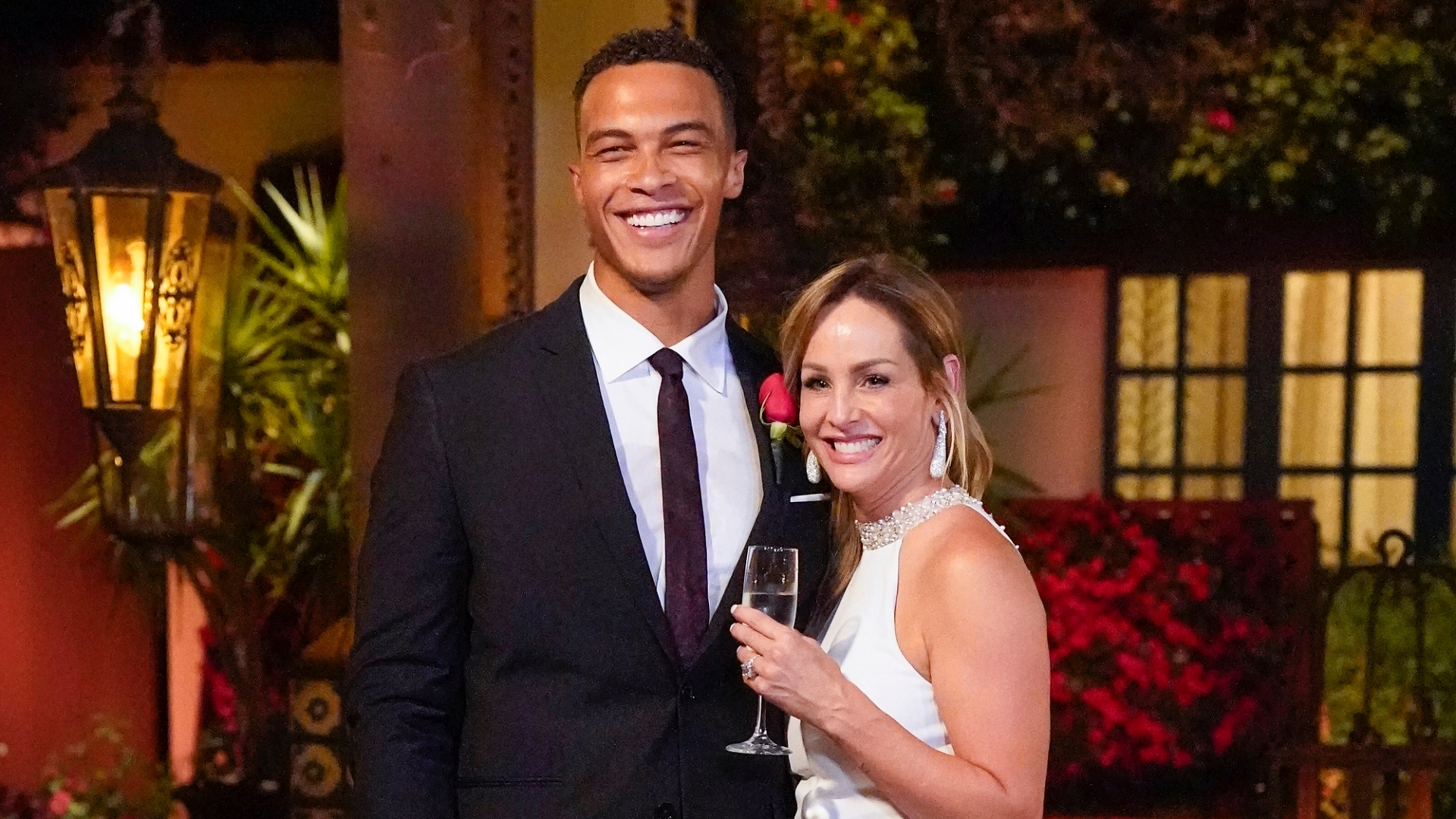 Spilling the Beans? Former Bachelorette Clare Crawley Calls Fiance Dale Moss Her 'Husband'