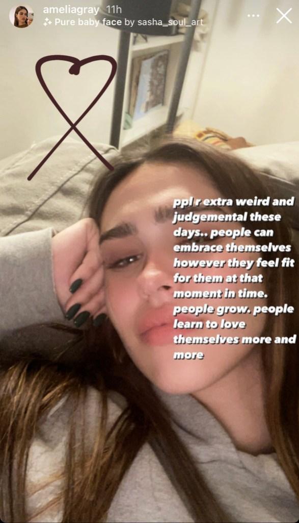 Amelia Gray Hamlin Judgmental People