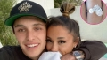 Ariana Grande Is Engaged to Boyfriend Dalton Gomez