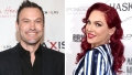 Brian Austin Green and DWTS Pro Sharna Burgess Fuel Romance Rumors With Hawaii Holiday Trip