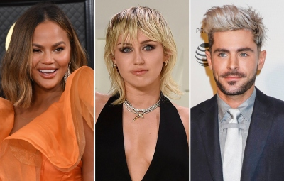 Celebrities Who Talked About Sobriety_ Chrissy Teigen and More