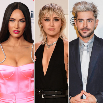 Celebrities Who Have Talked About Sobriety Megan Fox Miley Cyrus Zac Efron