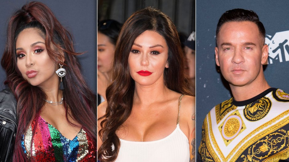 GTL! See the 'Jersey Shore' Stars' Plastic Surgery Transformations Over the Years